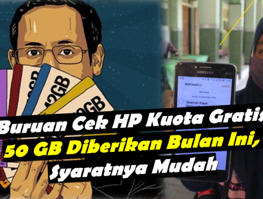 Begini Cara Cek Kuota Internet Gratis 2021 Kemdikbud untuk Telkomsel, XL, Indosat, Tri dan Smartfren