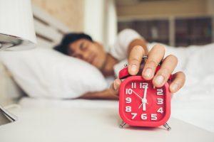 wake up morning