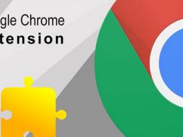 ekstensi google chrome