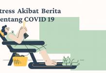 Stress Akibat Berita Tentang COVID19