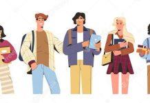 ilustrasi siswa